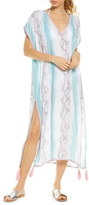 Surf.Gypsy Tie Dye Cover-Up Caftan