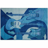 Asstd National Brand The Blues Rectangular Rugs