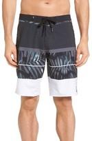 Quiksilver Men's Slab Print Board Shorts