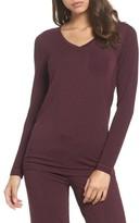 DKNY Women's Long Sleeve Jersey Tee