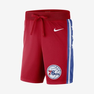 Nike Men's NBA Shorts Philadelphia 76ers Courtside