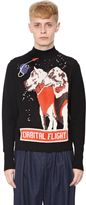 J.W.Anderson Orbital Flight Jacquard Sweater