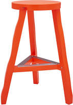 Tom Dixon Offcut Stool - Fluoro Orange - Tall