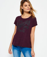 Superdry Keep It Boyfriend T-shirt