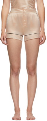 Agent Provocateur Pink Classic Shorts