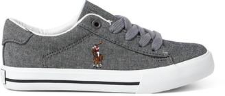 Ralph Lauren Easton II Chambray Sneaker
