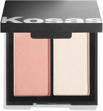 Kosas Color & Light Pressed Powder Blush and Highlighter