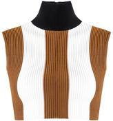 Haight sleeveless knit top