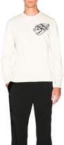 Alexander McQueen Lion Skull Sweatshirt