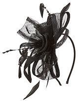Kate Landry Rosette Fascinator Hat