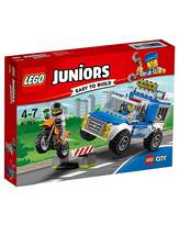 Lego Juniors Police Truck Chase