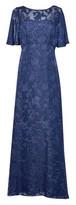 Dorothy Perkins Womens Showcase Tall Navy 'Amara' Burnout Maxi Dress