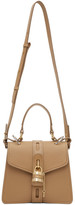 Chloé Brown Small Aby Day Bag