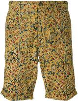 Incotex floral print chinos - men - Cotton - 30