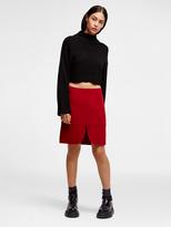 DKNY Tulip Hem Skirt