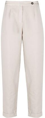 Massimo Alba Bogot straight trousers