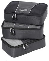 eBags Small Packing Cubes 3pc Set - Titanium