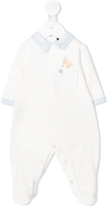 MonnaLisa Teddy Bear Print Pyjama