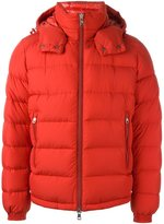 Moncler 'Brique' padded jacket - men - Feather Down/Polyamide - 2