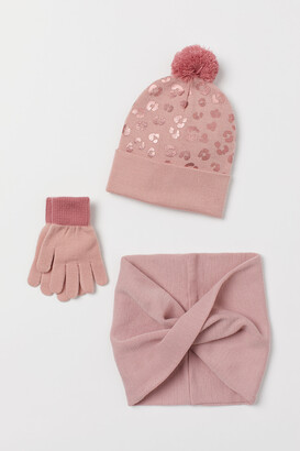 H&M 3-piece Set