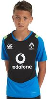 Canterbury of New Zealand Ireland RFU Training T-Shirt Junior