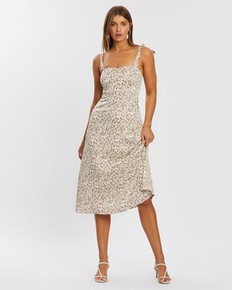 Atmos & Here Avery Midi Dress