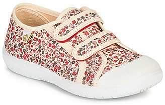Citrouille et Compagnie GLASSIA girls's Shoes (Trainers) in Beige