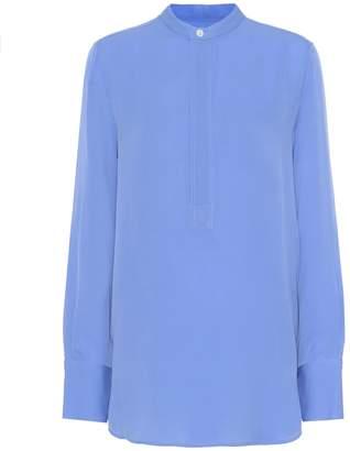Polo Ralph Lauren Silk-georgette shirt
