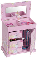 Mele Pearl Girl's Musical Ballerina Jewelry Box