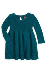 Tea Collection Infant Girl's Suzume Sweater Dress