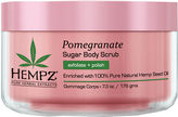 Hempz Pomegranate Herbal Sugar Scrub - 7.3 oz.