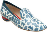 Nicholas Kirkwood Snakeskin Smoking Slipper