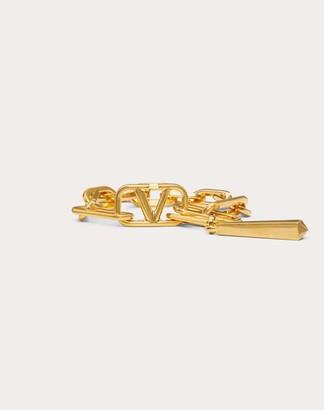Valentino Vlogo Bracelet Women Gold OneSize