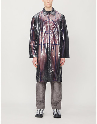 Craig Green Graphic-print cotton parka