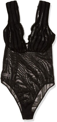 Felina Women's Unveiled Cymbeline Bodysuit Underwear
