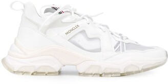 Moncler Ridged Chunky Sneakers