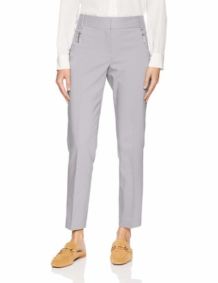 Chaus Women's Dena Zipper Pocket Pant