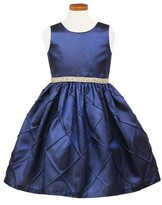Sorbet Girl's Taffeta Sleeveless Dress