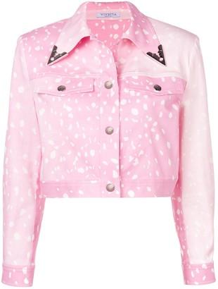 VIVETTA Ferrara denim jacket