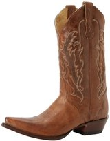 Nocona Boots Women's Old West Tan F Toe Boot