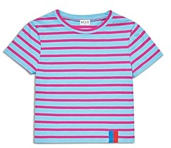 Kule Unisex Cotton Striped Tee - Little Kid