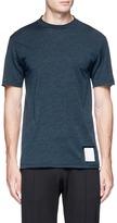 Satisfy Merino wool running T-shirt