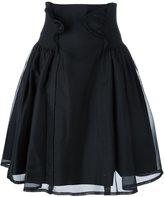 Comme des Garcons high-waist skirt