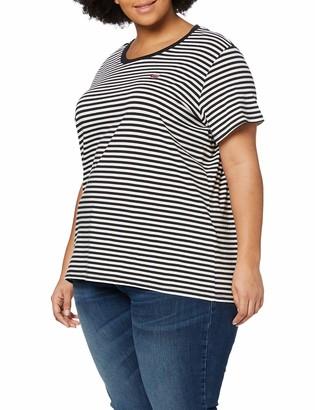 Levi's Plus Size Women's Pl Perfect Crew Str T-Shirt