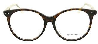 Bottega Veneta Core 54MM Round Optical Glasses