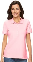 Croft & Barrow Women's Classic Solid Polo