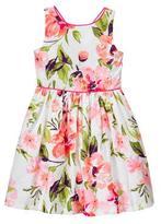Gymboree Floral Eyelet Dress
