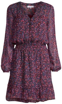 Parker Atticus Printed Dress