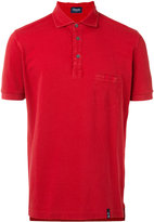 Drumohr shortsleeved polo shirt - men - Cotton - M