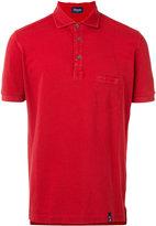 Drumohr shortsleeved polo shirt